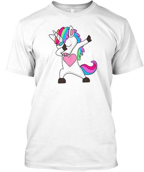 Cute Dabbing Unicorn Dab Hip Hop F Products From Tee Shirt Fairy