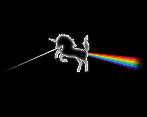Dark Side Of The Unicorn — Tshirtvortex