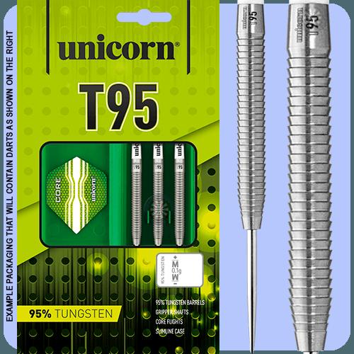 Darts Unicorn T95 Core Xl 95  Tungsten Darts Corner