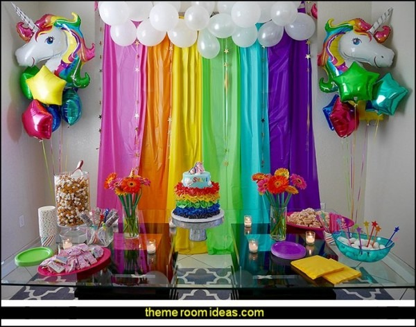 Unicorn Party Decoration Ideas