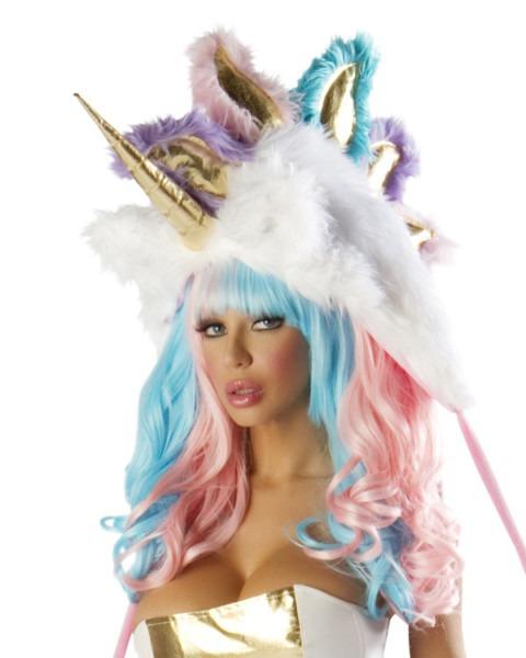 Deluxe Magical Unicorn Hood