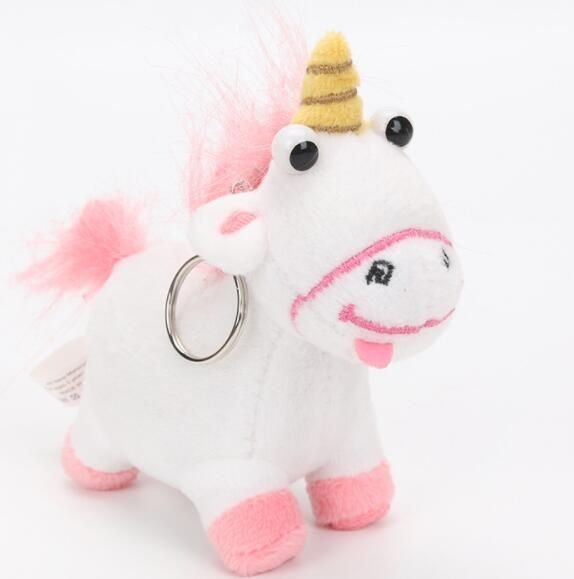 Despicable Me 2 Pink Unicorn Plush Toys Dolls For All Ages,kids