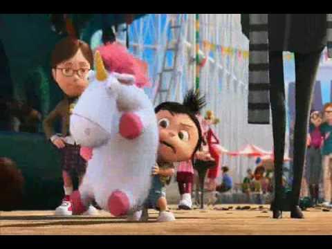 Despicable Me It's So Fluffy Scene