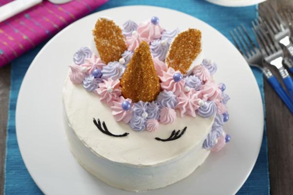 Easy Unicorn Cake Recipe