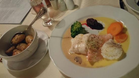 Excellent Seafood Soup!