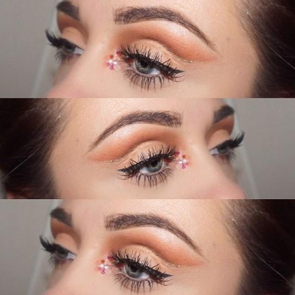Eye Makeup By Makeup Enthusiast Stephaniegabriellaaa  Wearing Gwa