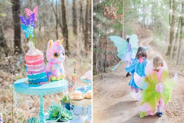 Fairy And Unicorn Party