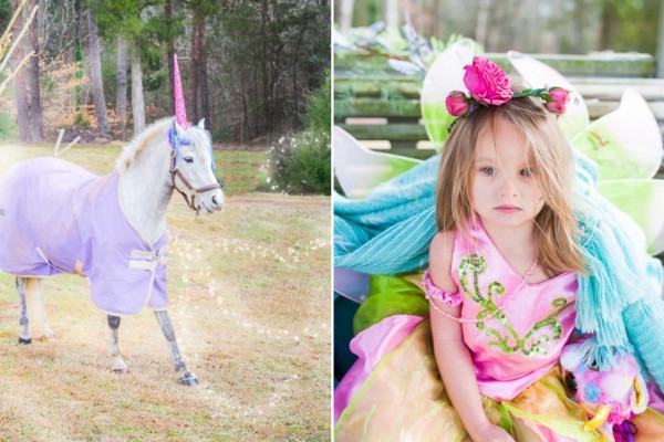 Fairy And Unicorn Party Via Blossom