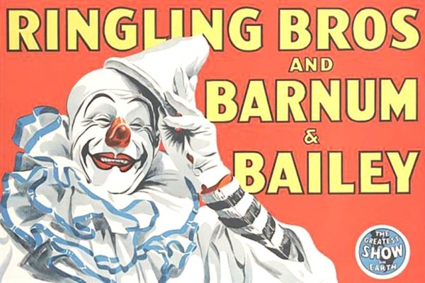 Fake News, Guerrilla Postings And Pr  How Ringling Bros  And