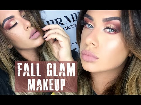 Fall Glam Makeup Tutorial