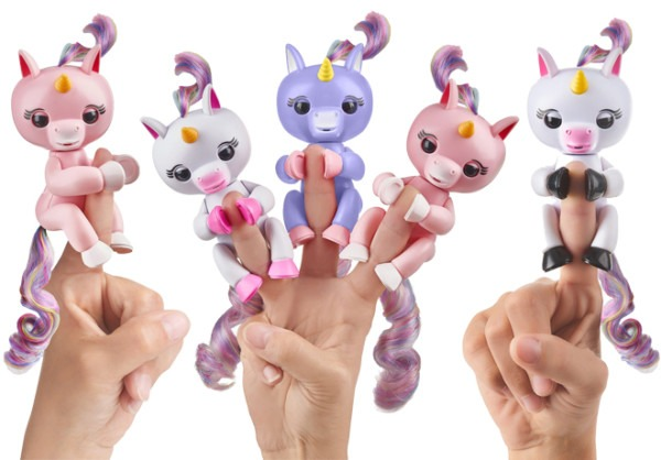 Fingerlings Baby Unicorn Just $14 95 + Free Shipping