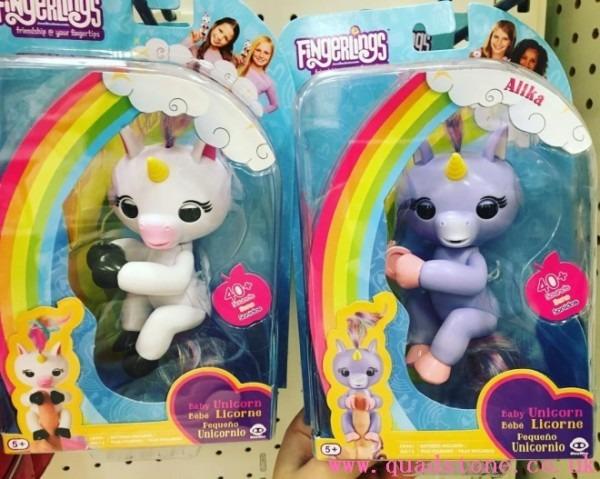 Fingerlings Unicorn Pre Order Quadstone Co Uk
