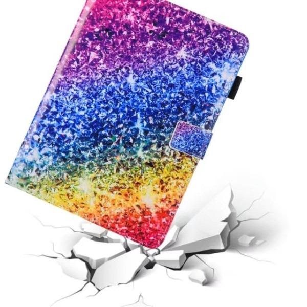 For Ipad Mini 4 Tablet Para Case For Ipad Mini 4 Kid Unicorn Pu