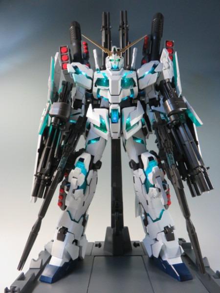 Full Review] Pg 1 60 Unicorn Gundam Final Battle Ver