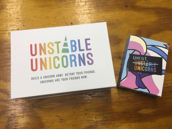 Game Review  Unstable Unicorns (nsfw)