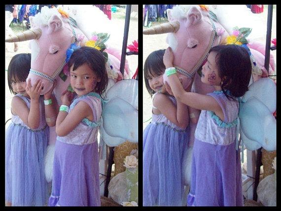 Giant Pink Pegasus Unicorn