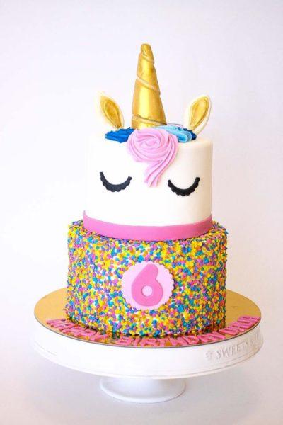 Girl's Birthday Cakes