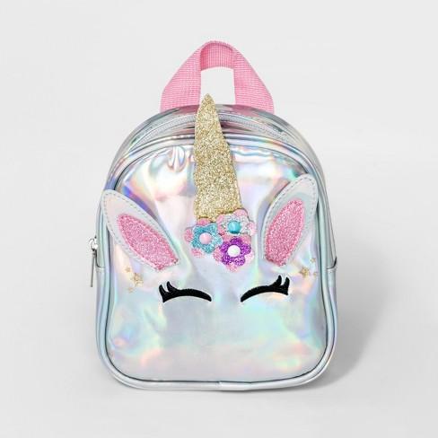 Girls' Unicorn Mini Backpack