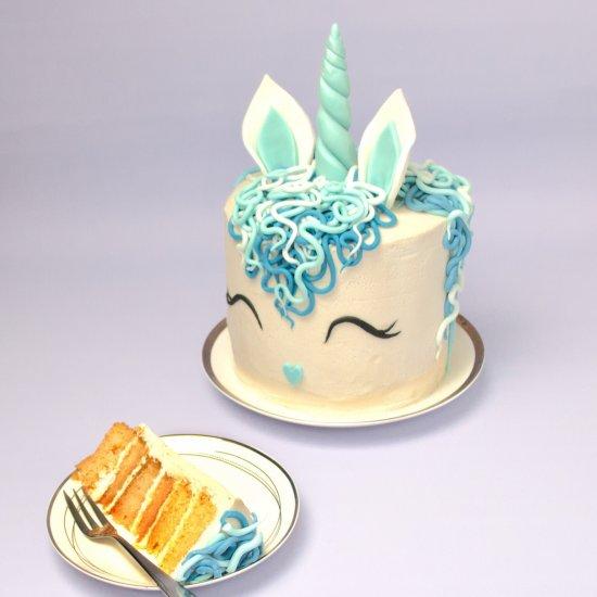 Gorgeous Unicorn Cake Tutorial