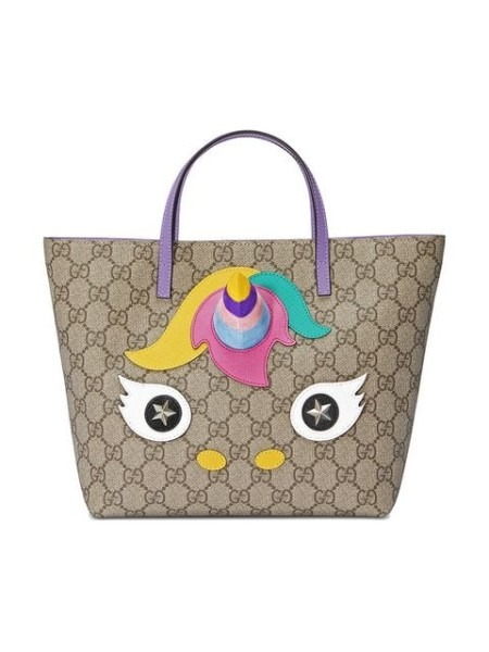 Gucci Kids Children's Unicorn Tote