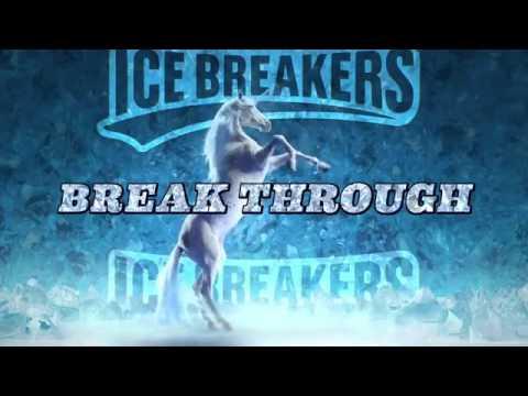 Ice Breakers, Break Through Unicorn Commercial 2016 Negotiate
