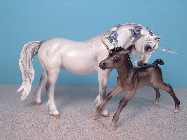 Index Of  Emalbum Albums Breyer Stablemate Foals