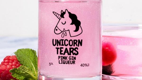 Is Pink, Glittery Unicorn Tears Gin The Joe Camel Of Liquor
