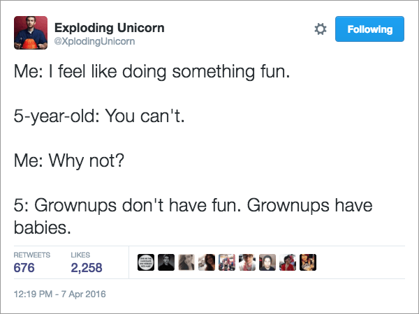 James Breakwell's Hilarious Exploding Unicorn Tweets   Thechive
