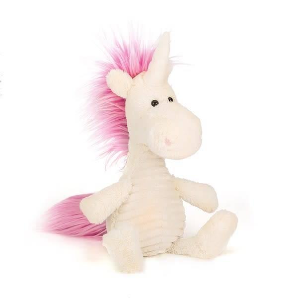 Jellycat Snagglebaggle Ursula Unicorn At Baby Charlotte!