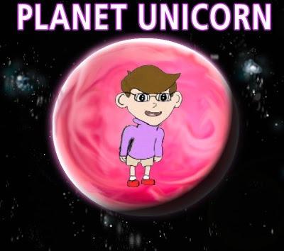 Kate West Reviews  Planet Unicorn