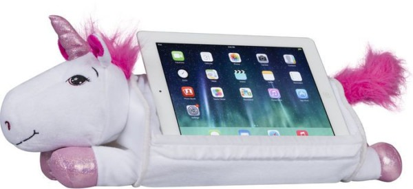 Lapgear Lap Pet Tablet Pillow Unicorn