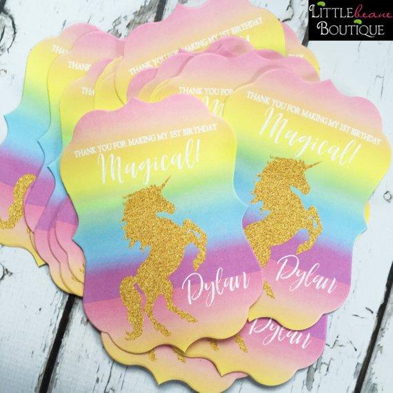Large Unicorn Stickers,rainbow Unicorn Stickers,glitter Unicorn