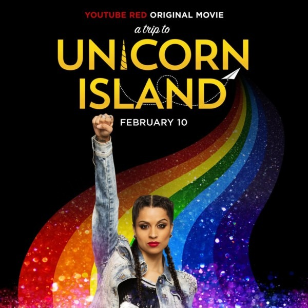 Lilly Singh On Twitter   It's Here! A Trip To Unicorn Island Is