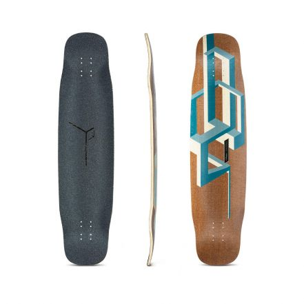 Loaded Chubby Blood Slayer Longboard Skateboard