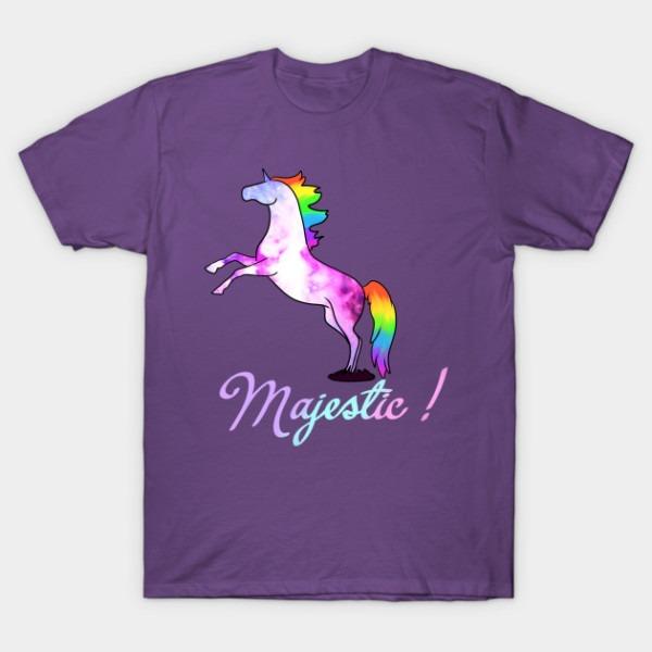 Majestic Rainbow Unicorn