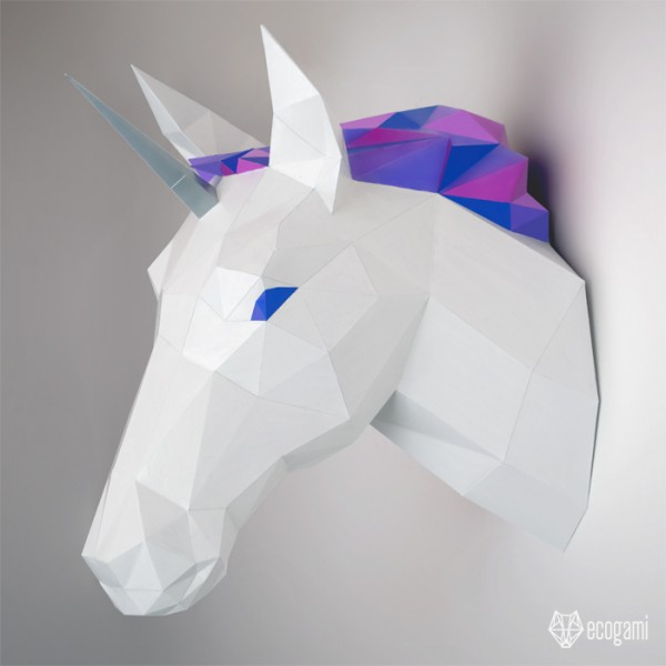 Make Your Own Unicorn With Our Pdf Template