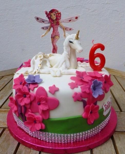 Mia And Me Cake 2