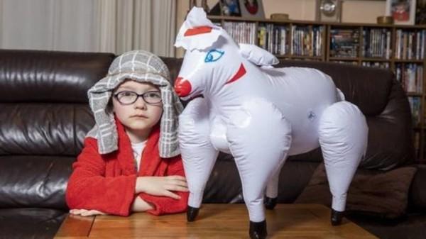 Unicorn Blow Up Doll