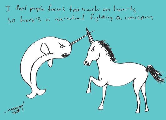 Narwhal Vs Unicorn