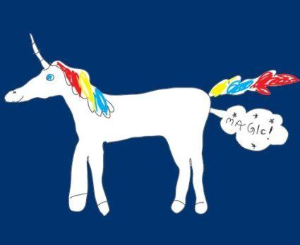 Obviously, Unicorns Fart Magic