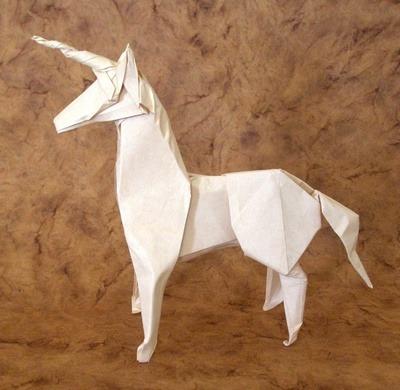Origami Unicorns