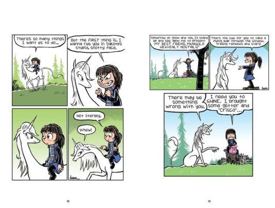 Phoebe And Her Unicorn (phoebe And Her Unicorn Series  1) By Dana