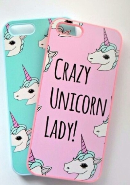 Phone Cover, Unicorn Case Iphone 5s