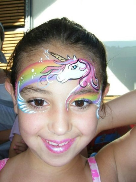 Pin By Camille Stuart On Facepaint