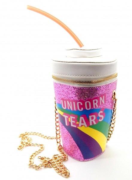 Pink Unicorn Tears Bag