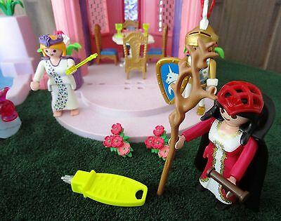 Playmobil 5756 Magic Unicorn Fantasy Land W Castle,carriage