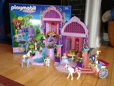 Playmobil Magic Unicorn Fantasy Land