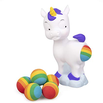 Pooping Unicorn Popper
