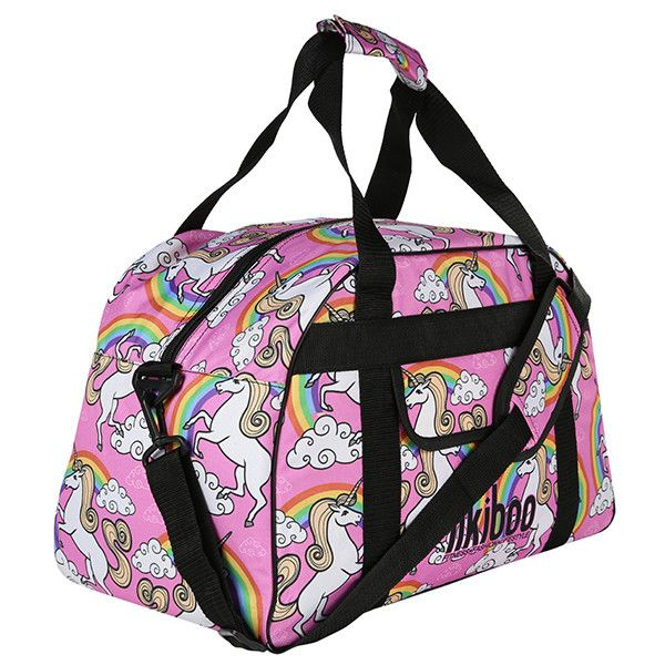 Rainbows & Unicorns Gym Bag