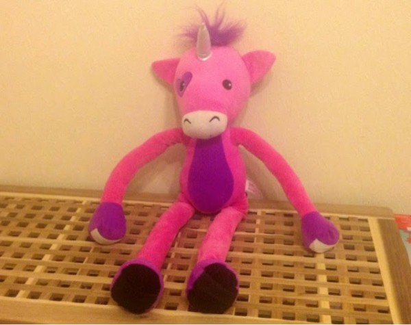 Review & Competition  Stretchkins Unicorn